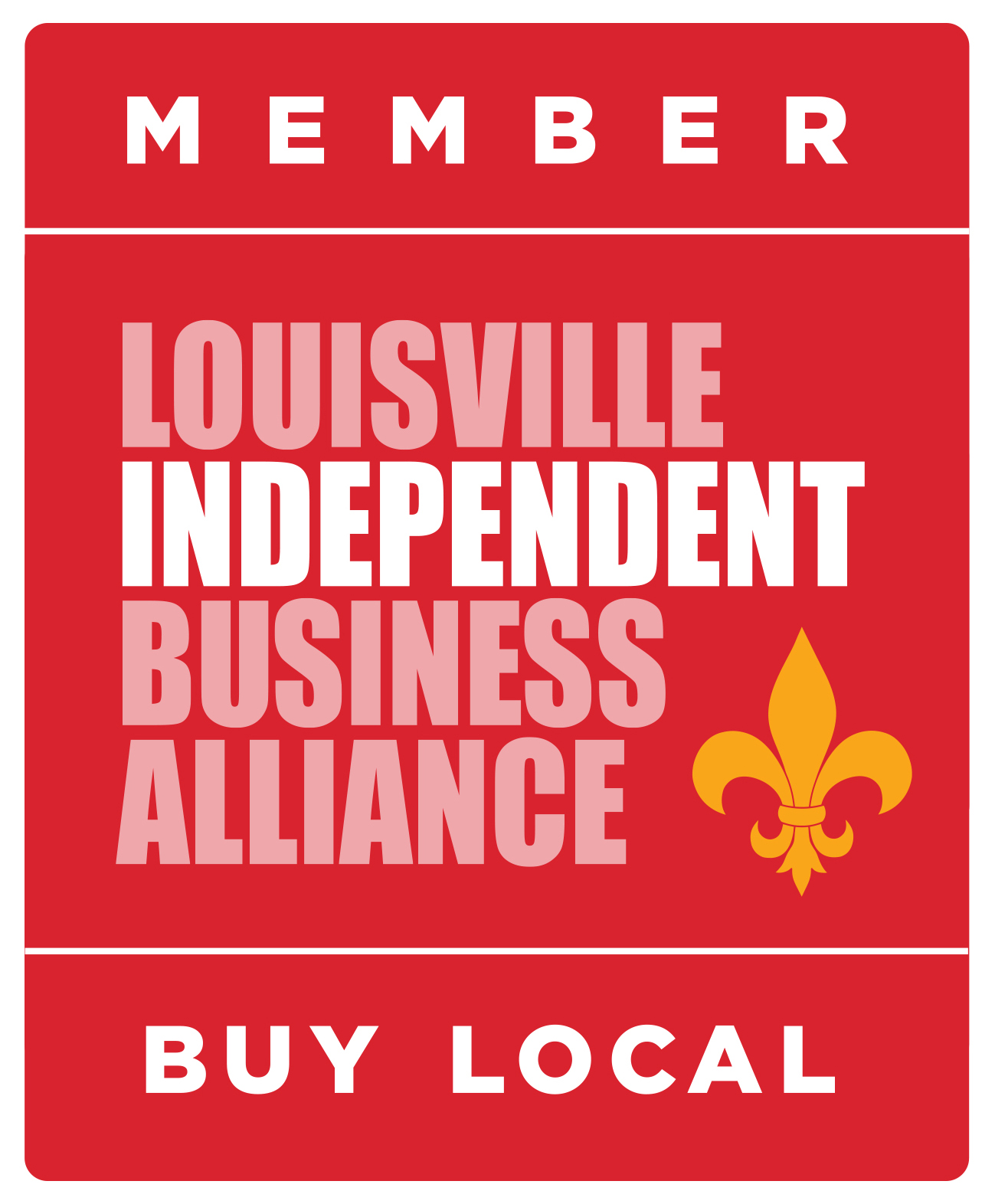 Member Louisville Independent Business Alliance Buy Local